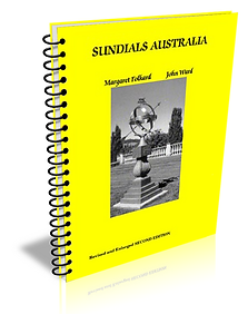 sundials australia book