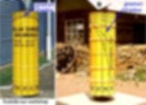 pillar sundial arkaroola