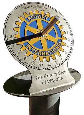 equatorial plate sundial summer
