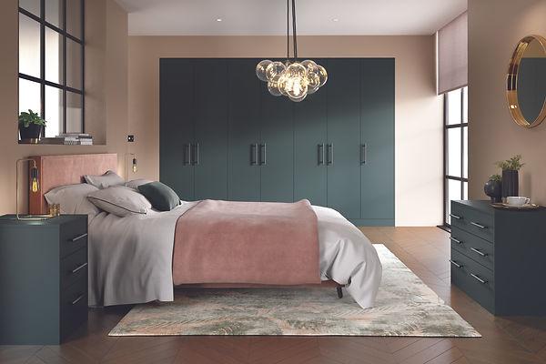 Zurfiz Serica Matt Kombu Green Bedroom.j