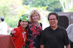 senior-staff-butterfly-farm-penang