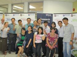 NUIS-Postgraduate-Researchers