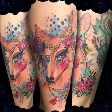 Tattoo BY SUSPIRIA