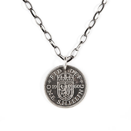 """Shilling 1960"" Necklace"