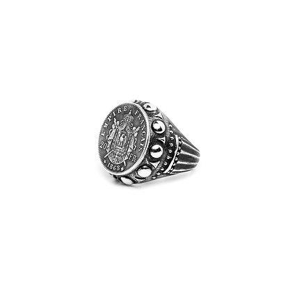"""""""Napoléon III"""" Ring"""