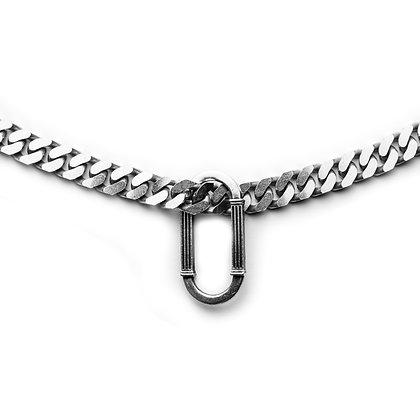 """"""" Cuban's Chain pm Colonne"""" Necklace"""