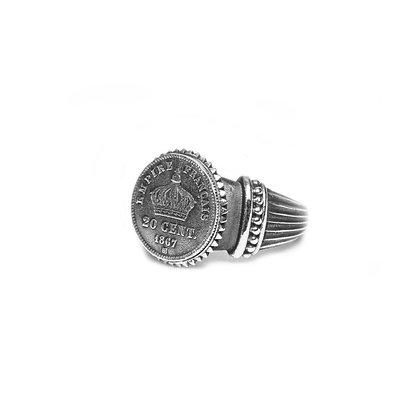 """""""Petite Napoléon III"""" Ring"""
