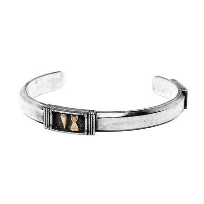 """""""Cartouche J """" Bracelet"""