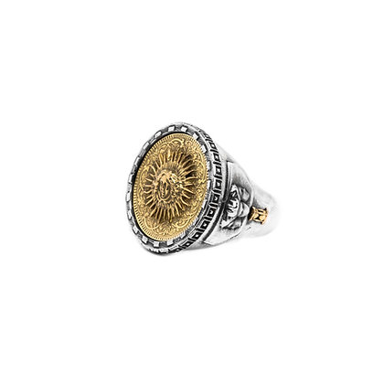 """L'Imperatrice des Grâces 18K"" Ring"