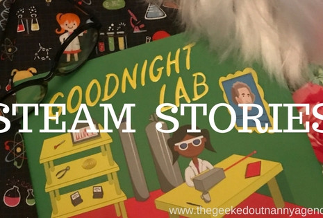 Literacy, Science and Art Oh My! STEAM STORIES for Your Childcare Program