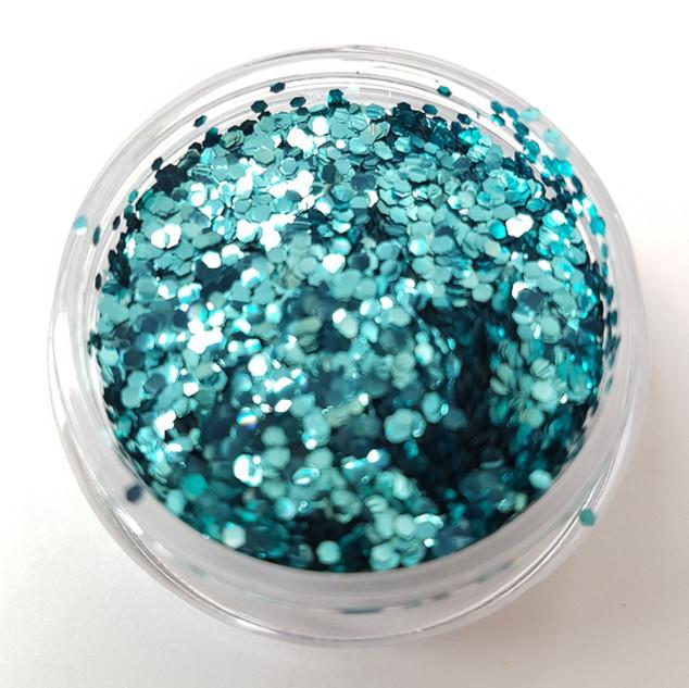 Biodegradable glitter!