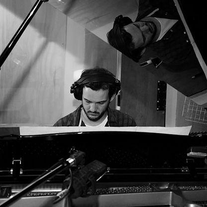 Martin Robbio piano jazz podcast