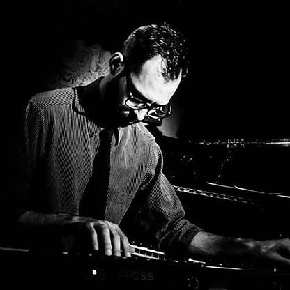 Ernesto Amstein piano jazz podcast