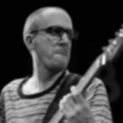 Marcelo del Pagio bajo Podcast jazz