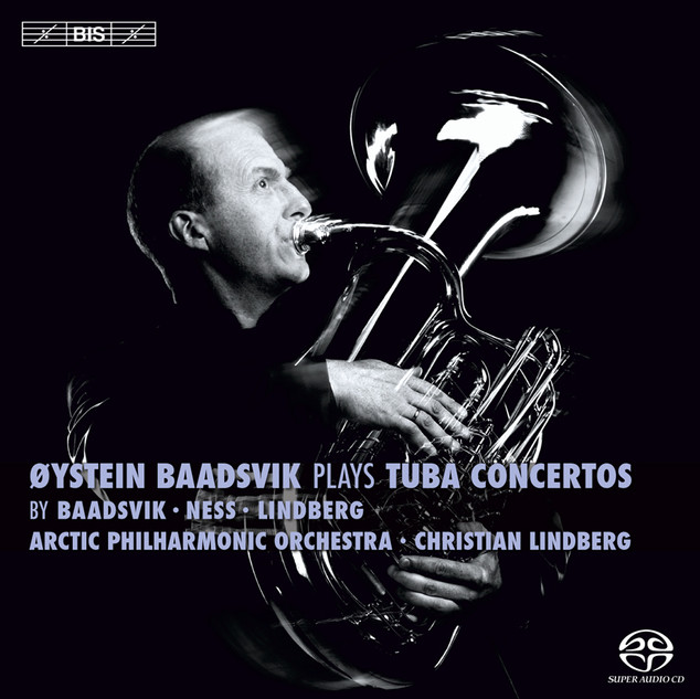 Baadsvik plays tuba concertos