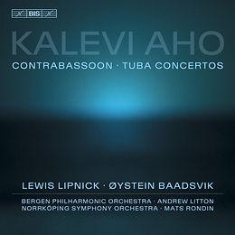 Aho - Tuba Concerto & Contrabassoon Concerto