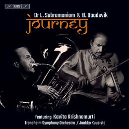 Journey - music for Indian violin & tuba