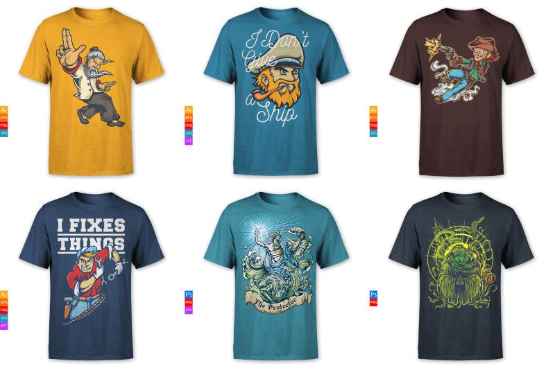 vector-tshirt-designs-illustrations-tsv-