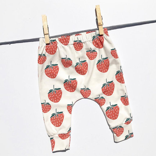 Strawberry Harem Leggings