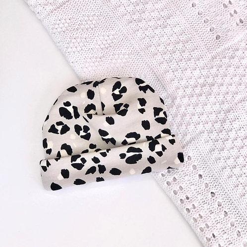 Lynx Print Hat