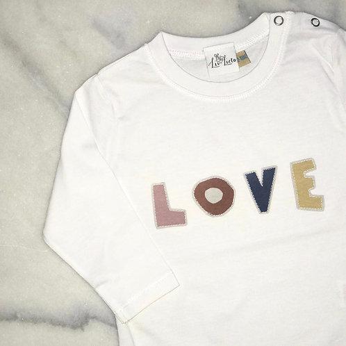 LOVE Long Sleeved T-Shirt