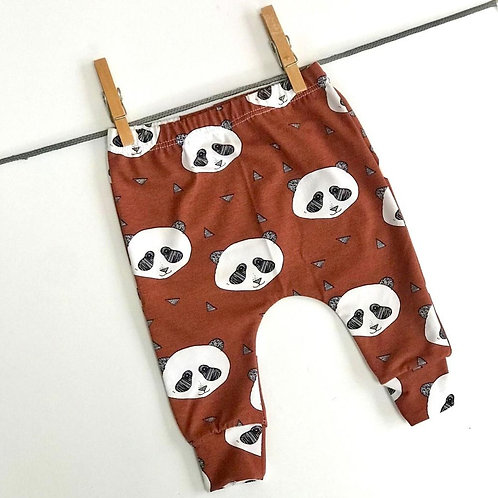 Rusty Panda Harem Leggings