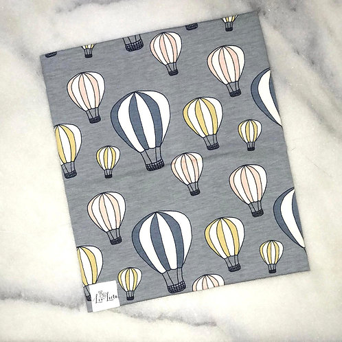 Grey Hot Air Balloon Snood
