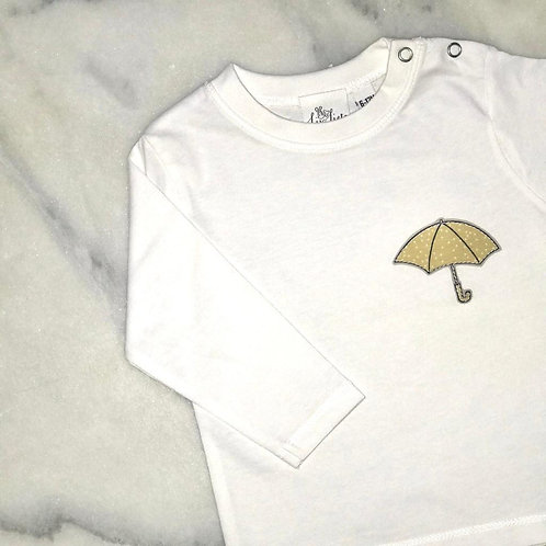 Umbrella Long Sleeved T-Shirt
