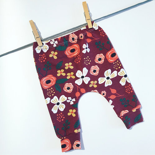 Meadow French Terry Harem Leggings