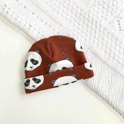 Rusty Panda Hat