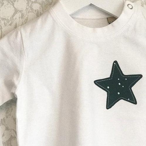Evergreen Dotty Short Sleeved T-Shirt