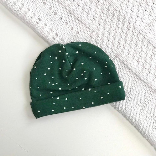 Evergreen Dotty Hat