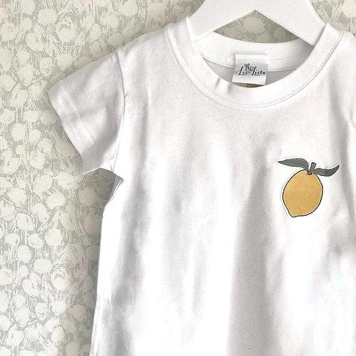 Lemon Short Sleeved T-Shirt