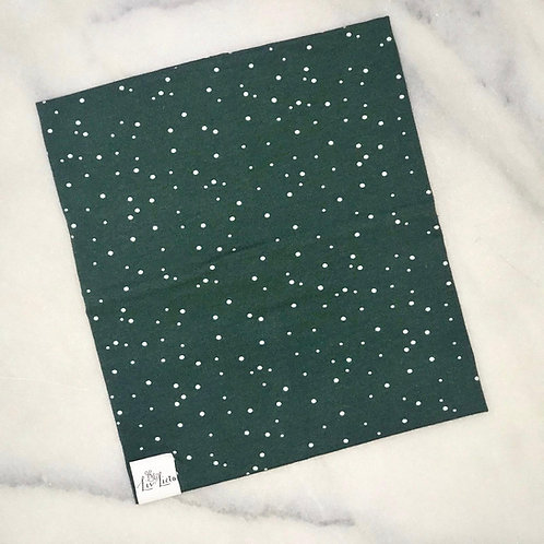 Evergreen Dotty Snood