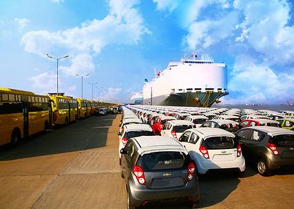 Industrial Export Shoot