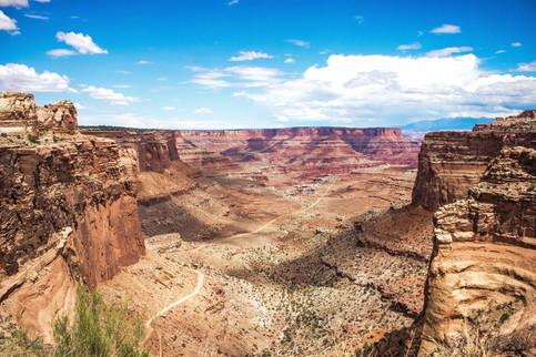 canyon vivid