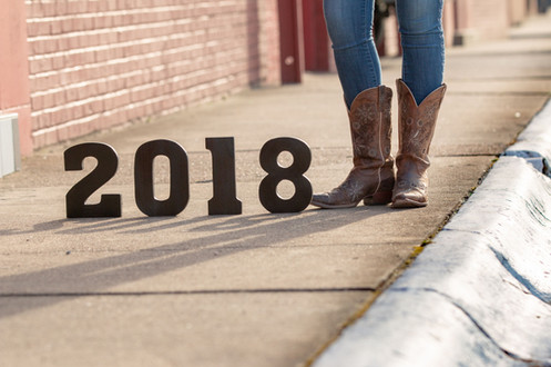 2018 senior photo