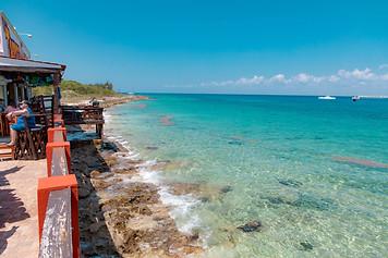 cozumel beach landscape