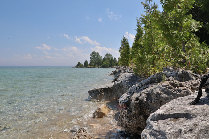 mackinac beach