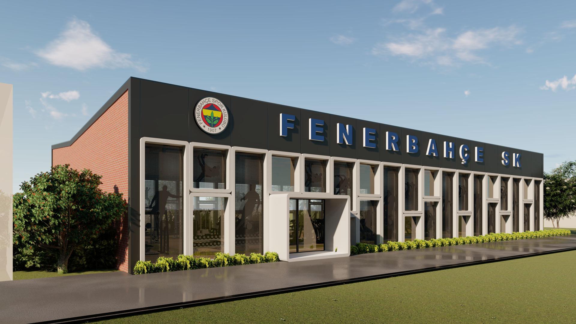 Fenerbahçe SK Fitness