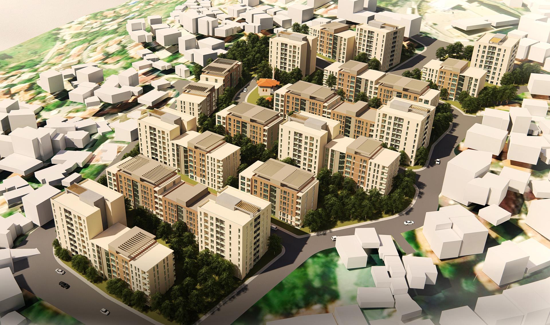 Kentsel Dönüşüm Projesi