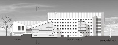 Bitlis Hükümet Konağı
