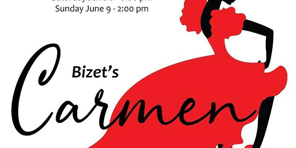 Carmen by G.Bizet