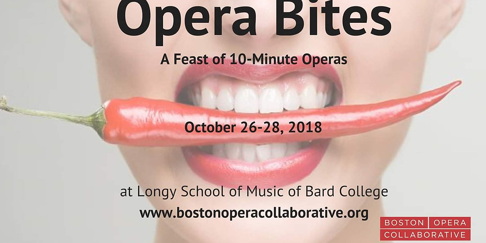 Opera Bites - The Battle of Bull Run Always Makes Me Cry by J. B. Holland