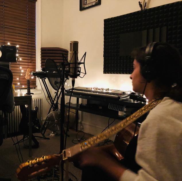 Home Studio in Brooklyn, NY