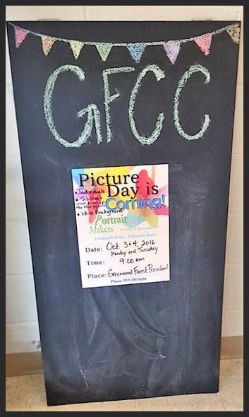 School Picture Days -- Monday and Tuesday This Week