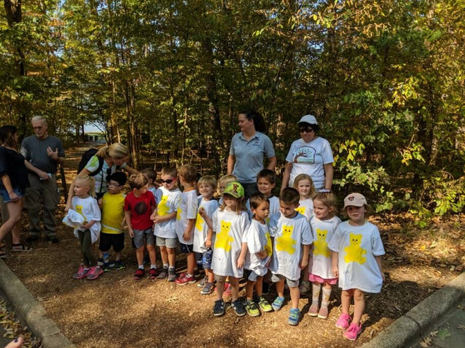 💛🐻 Fall Field Trips for the Yellow Bears