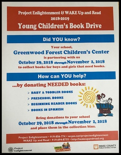 Young Children's Book Drive