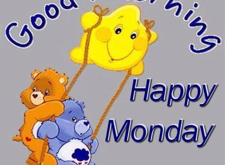 🍎 Happy Monday GFCC Family!