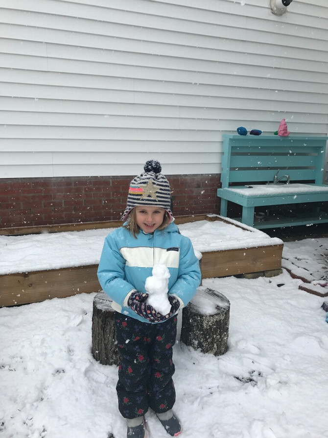 Take a Look at How Some of Our GFCC Friends Spent Their Snow Days